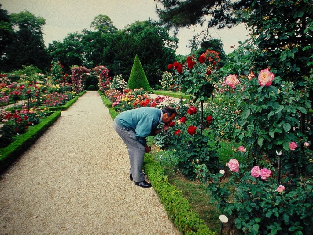 Bois de Boulogne (16e) · visite guidée des parcs, jardins et