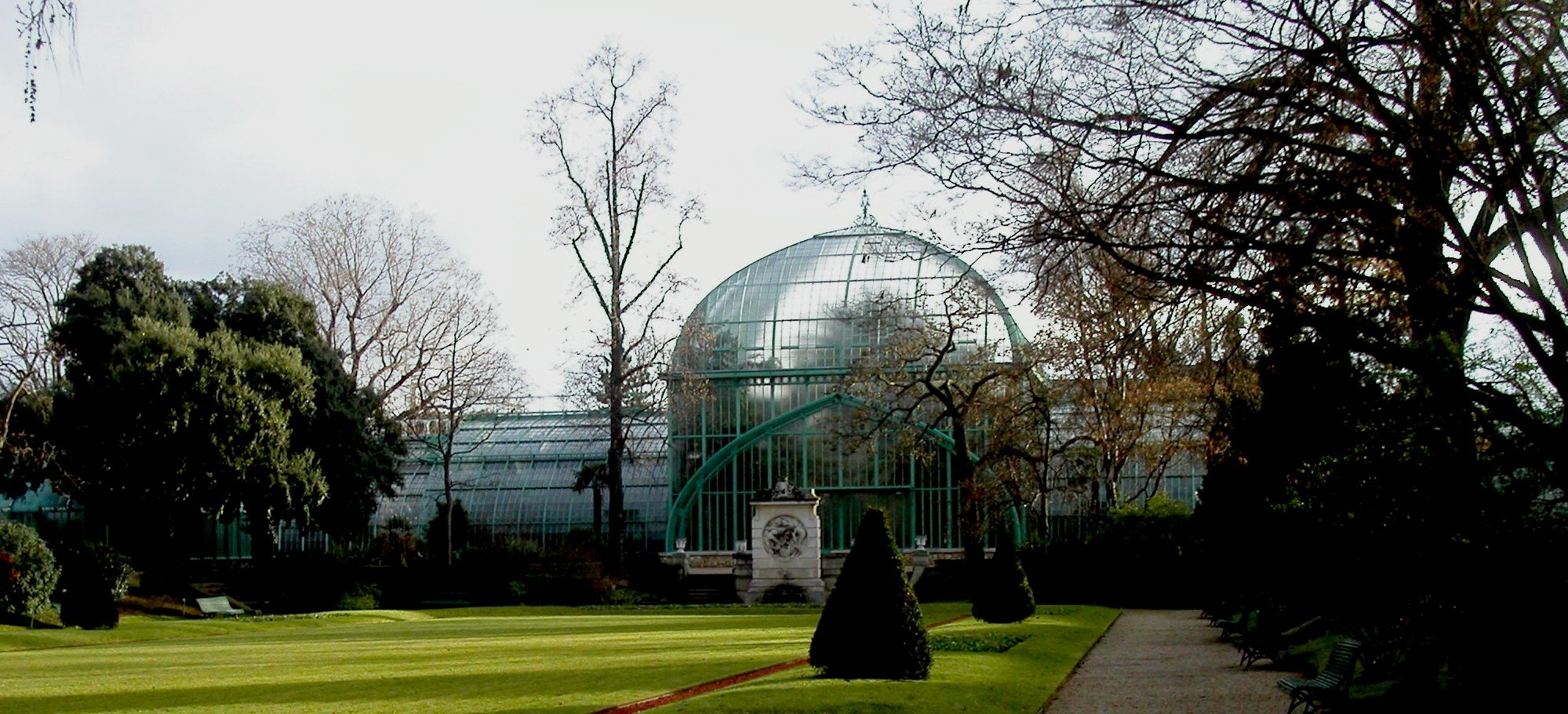 Le jardin des serres d auteuil l un des sites du jardin for Jardin botanique paris