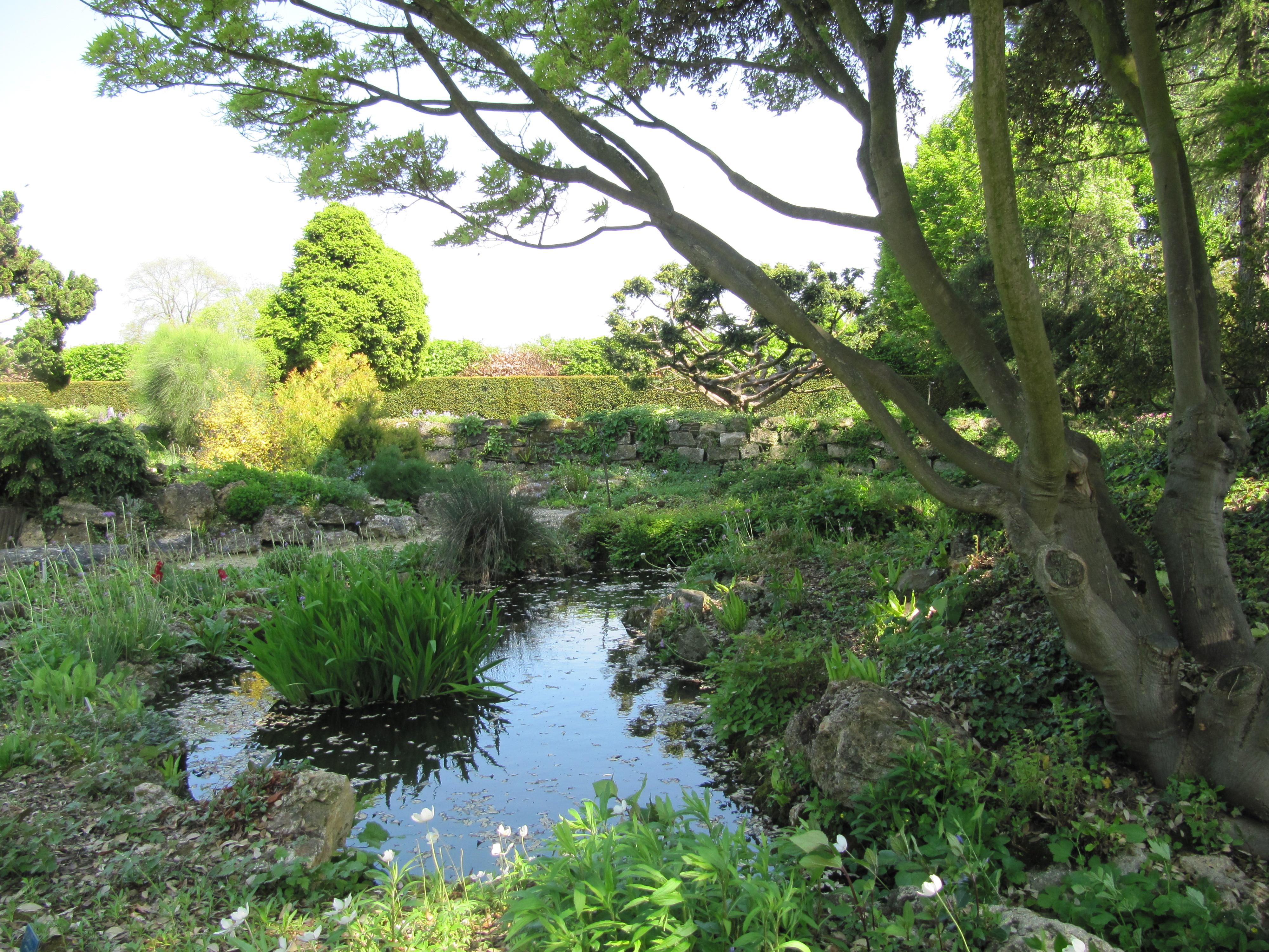 L cole du breuil nouvel espace vert public visite for Visiter les jardins anglais