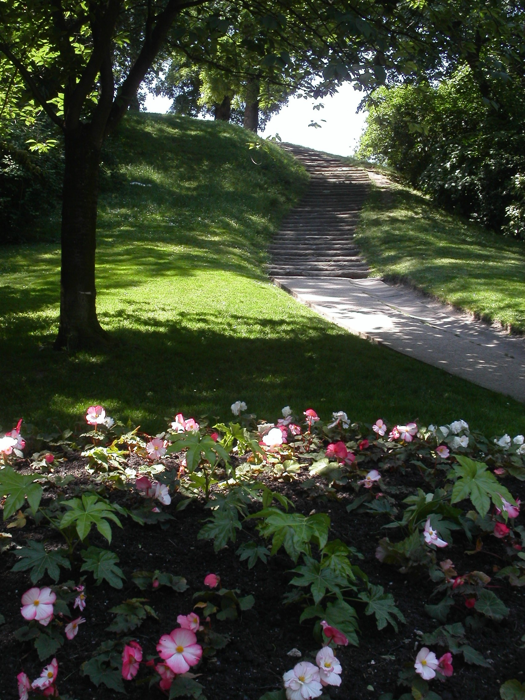 Visite guid e des parcs jardins et paysages de paris - Parcs et jardins de paris ...